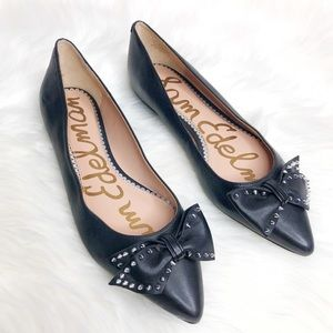 Sam Edelman Raisa Bow Flat